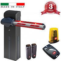 Шлагбаум GIOTTO 30BT Premium BFT - Италия (стрела 4.6 м, открытие 4.0 сек, до 3000 циклов/24 часа)