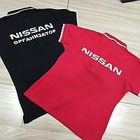 Нанесение логотипов на футболки