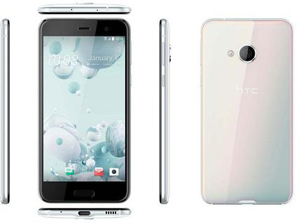 HTC U Play EEA Ice white, 5.2'' 1920x1080, фото 2