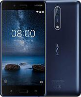 Nokia 8 DS LTE Steel