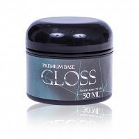 Premium Base Gloss, 30 ml (база для гель лака)