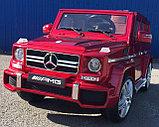 Электромобиль Mercedes G63 AMG, фото 7