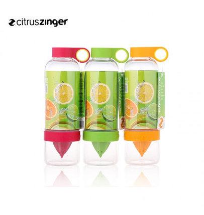 Бутылка-соковыжималка Citrus Zinger, фото 2