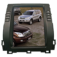Автомагнитола (E5) ELEMENT-5 Toyota Prado 120 TESLA 2002-2009