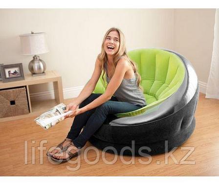 Кресло надувное Empire Chair, Intex 68581, фото 2
