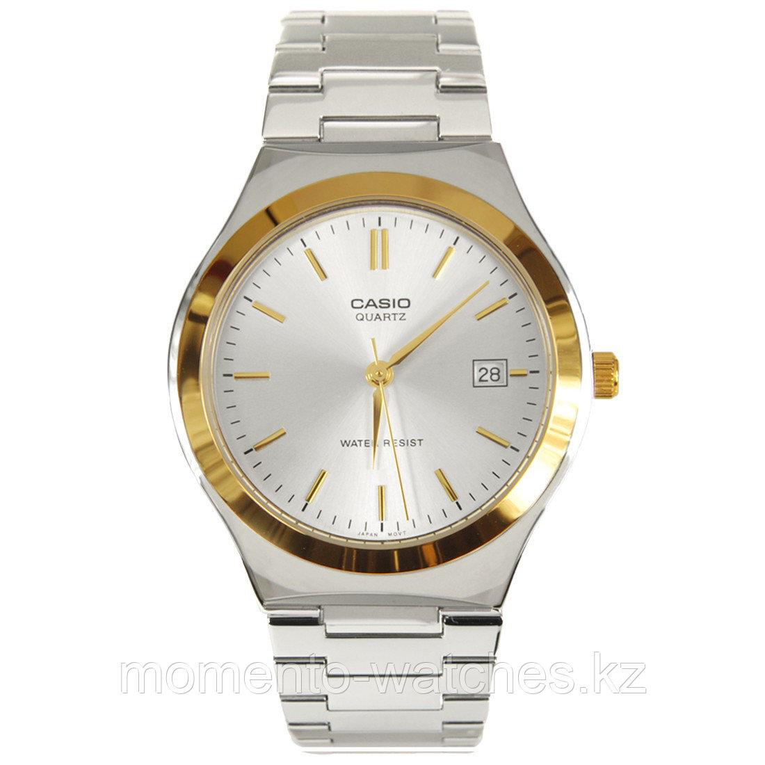 Мужские часы Casio MTP-1170G-7ARDF