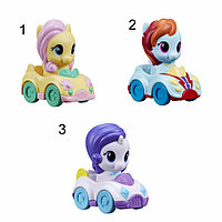 Hasbro Hasbro My Little Pony Май Литл Пони Пони и автомобиль -