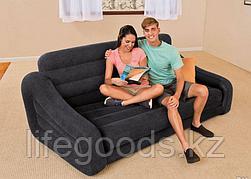 Надувной диван трансформер (раскладная софа), Intex 68566