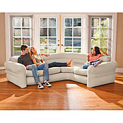 Надувной угловой диван Corner Sofa, Intex 68575