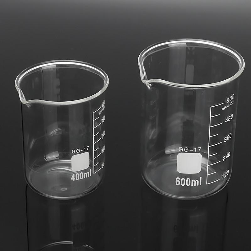 Стакан лабораторный, высокий В-1-400 ТС ГОСТ 25336-82