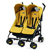 Коляска трость  Peg Perego Pliko Mini Twin (MOD YELLOW)