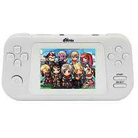 "Электронная игра Ritmix RZX-27 2.8"" LCD, MP3/MP4/txt, mic, 4GB, mSD, USB, white"