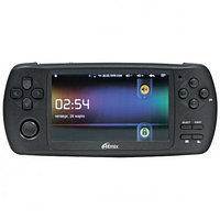 "Электронная игра Ritmix RZX-60 4.3"" LCD, MP3/MP4/txt/FM, 4GB/mSD, TV-out, USB, black"