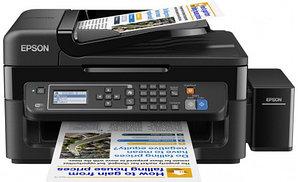 МФУ Epson L566 фабрика печати, факс,Wi-Fi