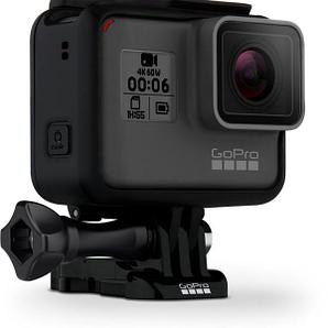 Экшн-камера GoPro CHDHX-601 HERO 6 Black