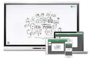 Интерактивный дисплей модель SPNL-6275 interactive flat panel (в составе интерактивной панели SPNL-6075 и встраиваемого компьютера AM30 V2) с