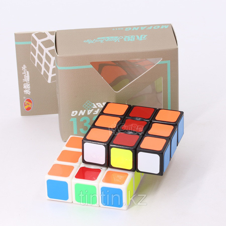 Ленивый кубик - YJ MoYu 1x3x3 Super Floppy
