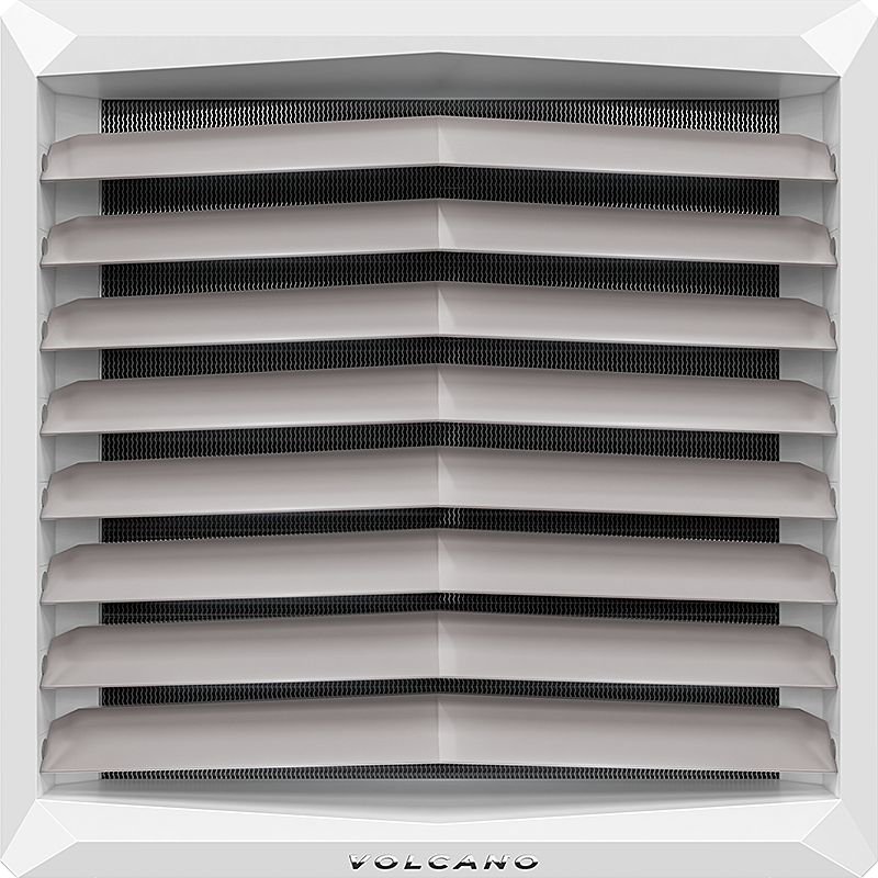 Воздушно отопительный агрегат VOLCANO VR3 (двигатель AC)