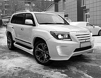 "Обвес ""Invader T30"" для Toyota Land Cruiser 200"