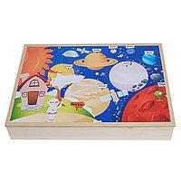 Игровое поле- крышка для планшета (5 видов) космос