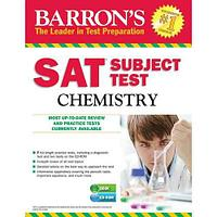 Barron's SAT Subject Test: Chemistry , 13th Edition [With CDROM]