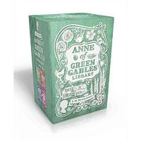 Anne of Green Gables Library Collection 4 Books Box Set Pack