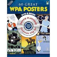 60 Great WPA Posters Platinum DVD and Book