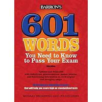 601 Wds Need To Know 5Ed