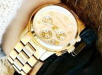 Женские часы MICHAEL KORS Gold Collection, фото 1