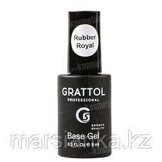 Rubber Base Royal Grattol (база-биогель), 9мл