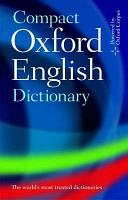 Compact Oxford English Dictionary of Current English 3/e rev. (Hb)