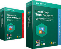 Kaspersky Internet Security 2018 Box 3-Desktop Base