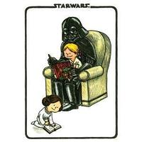 Darth Vader and Son Flexi Journal (Star Wars)