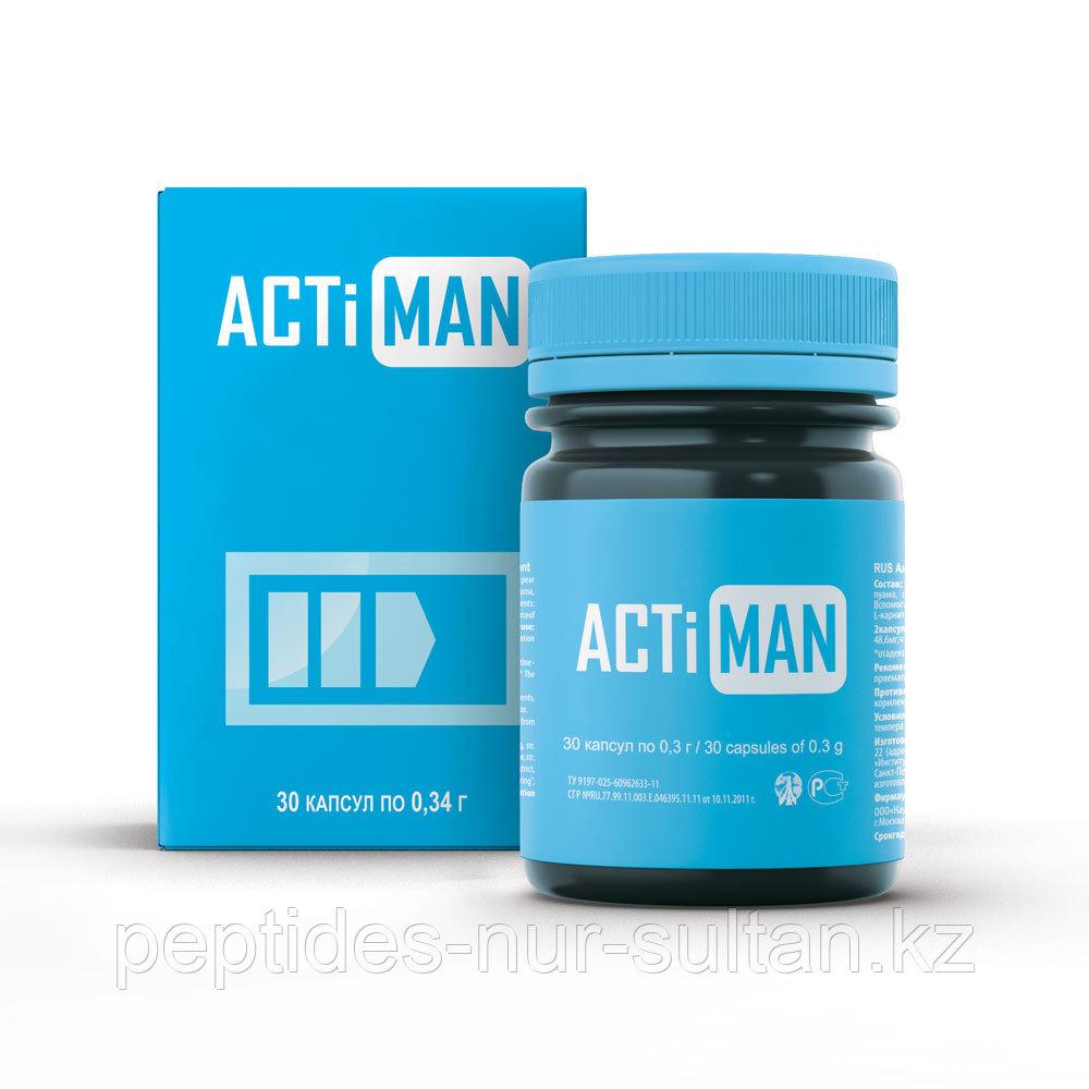 АКТИМЕН для мужского здоровья