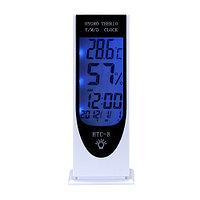 Электронный термометр, гигрометр HTC-8