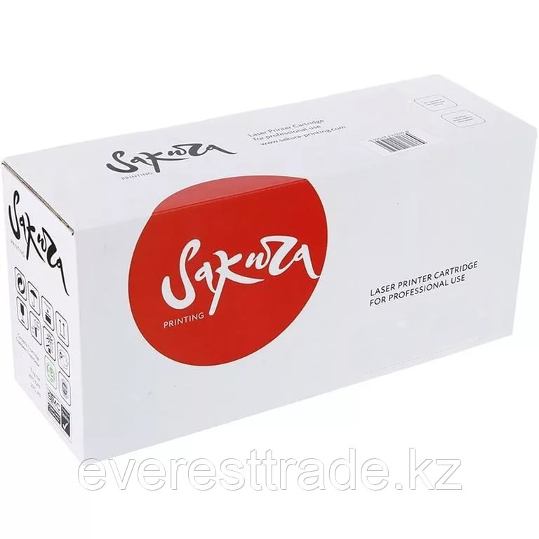 Картридж SAKURA CE505A/CF280A для HP Laserjet 400M/401DN P2035/P205, LJ M425, черный, 2700 к