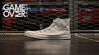 Converse All Star Hi White (реплика)
