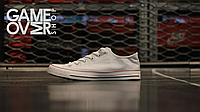 Converse All Star low white (реплика)
