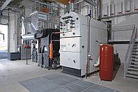 Монтаж систем отопления (Установка котлов)