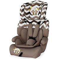 Автокресло Bertoni Junior Plus 9-36 кг Beige Daisy Bears 1730
