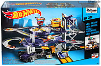 Игровой набор HOT WHEELS CITY MEGA GARAGE