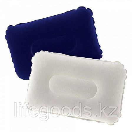 Надувная подушка Flocked Air Pillow, Bestway 67121, фото 2