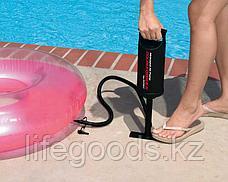 Ручной насос для накачивания матрасов, бассейнов и лодок, Intex 68612, фото 2