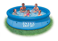 Надувной бассейн INTEX Easy Set Pool, 305х76 см