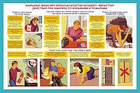 """Плакаты """"Действие населения при авариях и катастрофах техногенного характера"""", фото 1"""