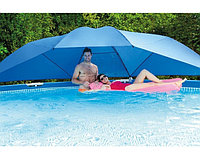 Зонт (навес для бассейна) Intex Pool Canopy