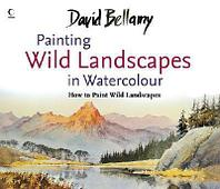 David bellamy`s painting wild landscapes in watercolour