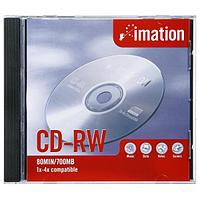 Диск CD-RV  Imation 700Mb/80мин slim case