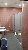 Перегородка для туалетной комнаты из ЛДСП 16 мм, фото 1