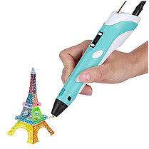 3D ручка  2-го поколения 3d pen2, фото 2